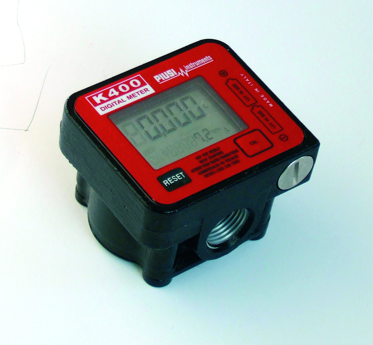 Electronic Flow Meter : Piusi k electronic flow meter by